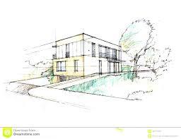 modern architecture sketch.  Sketch Original Modern Architecture Sketch Archite Baihusi Com Inside