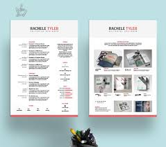 Indesign Resume Magnificent FREE InDesign Resume Template StockInDesign
