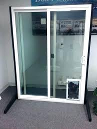 sliding screen doggie door screen door with dog door built in dog proof screen door sliding