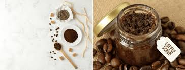 The caffeine found in coffee scrubs typically increases blood flow, and may reduce the appearance of cellulite and give your skin a more even tone Coffee Scrub Benefits For Your Skin Body Or Face Freesia Blog