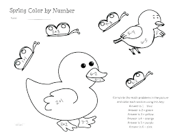 Autumn Worksheets For Kindergarten Fall Math Worksheet Themed Free ...