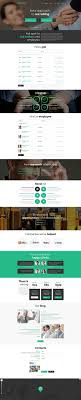 30 newest wordpress templates parallax scrolling effect 2015 job portal responsive wordpress theme
