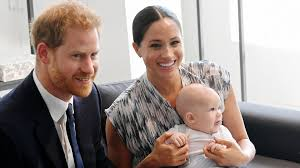 Prince Harry, Meghan Markle and baby Archie in Canada for the holidays