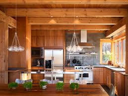 Light Wood Cabinets Kitchen Natural Wood Cabinets Kitchen With Beige Granite Counters