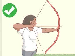 How To Choose A Draw Weight For Your Recurve Bow 14 Steps