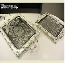 Decorative Metal Serving Trays Buy decorative serving trays and get free shipping on AliExpress 25