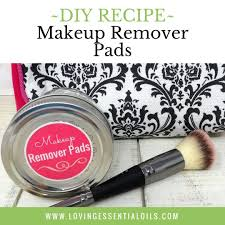 diy makeup remover pads all natural beauty option that you will enjoy using on your skin includes lavender essential oil diy essentialoilrecipes