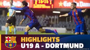 FC Barcelona – Borussia Dortmund