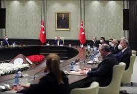 Kabine toplantısı ne zaman? 16 Ağustos Pazartesi kabine toplantısı saat  kaçta? - Haberler