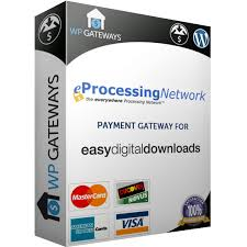Pay edd with credit card. Eprocessingnetwork Payment Gateway For Easy Digital Downloads Edd