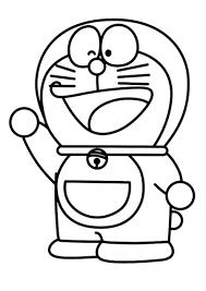 Doraemon Da Colorare Cose Per Crescere