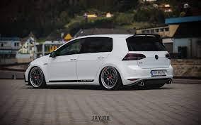 Vw Golf Mk7 Gti Clubsport In 2021 Vw Golf Gti Volkswagen Gti