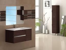 39 Bathroom Vanity Eviva Ariesar 39 Wenge Modern Bathroom Vanity Wall Mount With