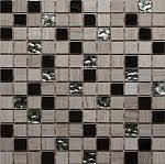 <b>Мозаика Orro Mosaic Glasstone</b> Linen Wood 30х30x10 (артикул: Т ...
