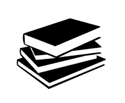 320x264 best photos of stack of books clip art black and white