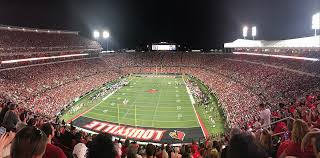 Papa John S Cardinal Stadium Seating Chart Taylor Swift Cardinal Stadium Wikipedia