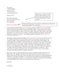 Sample Letter Of Interest Crna Cover Letter