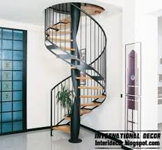 round stair design photo - 1