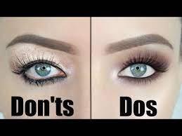 eyeshadow dos and don ts stephanie