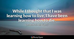 Leonardo Da Vinci Quotes Best Leonardo Da Vinci Quotes BrainyQuote