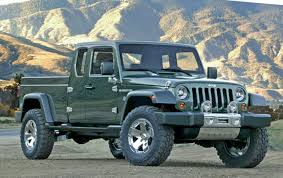2018 jeep gladiator truck and lease date