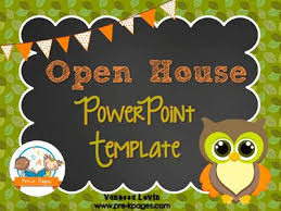 Open House Powerpoint Open House Powerpoint Template The Highest Quality