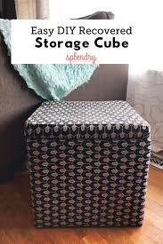 recovered storage cube splendry