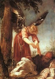 it is claimed that archangel raphael coacheotivates healers whispering instruction to doctors raphael paintingsangel