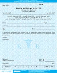 doctor prescription pad prescription pads and laser sheets