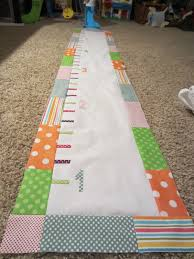 Fabric Growth Chart Kidsomania