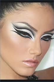 black makeup ideas to explore your darkest side black swan eye makeup