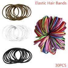 Aliexpress.com : Buy 30pcs <b>Hair</b> Accessories For Girls Elastic ...