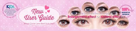 What Are Circle Lenses Colored Contacts Circle Lenses