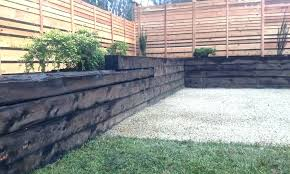 garden retaining wall backyard retaining wall retaining wall ideas captivating landscape timbers retaining wall landscaping gardening