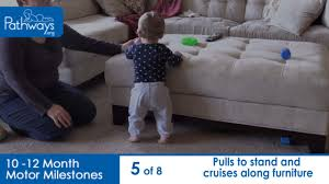 10 to <b>12 Month Baby</b> Motor Milestones to Look For - YouTube