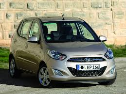 View of Hyundai i10 1.1 CRDi. Photos, video, features and tuning ...