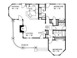 265 best homes images on pinterest small house plans, country 4 Bedroom House Plans For Narrow Lots plan 008h 0002 find unique house plans, home plans and floor plans at Small Narrow Lot House Plans