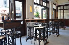Tiny Fork Nyc Google Search Project D Pinterest Oyster. Scintillating French  Cafe Interior ...