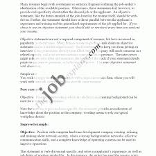 Active Voice Resume Examples Objective Statement Resume And Get Ideas To Create Your With The 18
