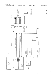 patent us5557257 programmable emergency signalling system for a patent drawing