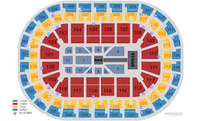Chesapeake Energy Arena Seating Chart Pbr Chesapeake Energy Arena Oklahoma City Tickets Schedule