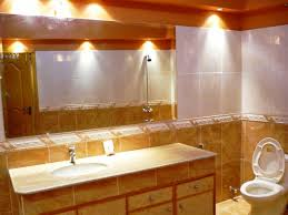 wide effect bathroom lighting bathroom lighting ideas bathroom