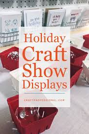 Christmas Craft Fair Ideas  YouTubeChristmas Craft Show Booth Ideas