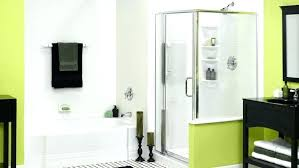 delta tub and shower surround 5 questions for choosing an acrylic bathtub surround shower walls tub