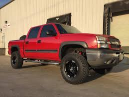2005 Chevrolet Crew Cab - Cooper's Truck and Accessories LLC