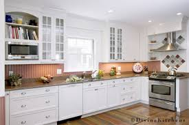 Modern Kitchen Backsplash best 25 beadboard backsplash ideas on pinterest farmhouse 5460 by uwakikaiketsu.us
