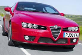 Alfa Romeo Brera S   Evo