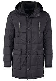 strellson men winter coats premium frost winter coat black strellson suit