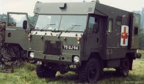 military items military vehicles military trucks military land rover 101 ambulance 75 gj 94