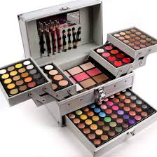 details about makeup set contouring kit professional make up case cosmetics women portable new